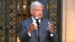 Mexico's president-elect speaks about NAFTA, says will have team working on proposal