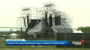 Inquest into the death of Scott Johnson, Radiohead drum technician set for March
