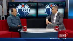 Voice of the Edmonton Oilers retiring after 35 years