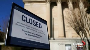U.S. government shutdown in third straight week after weekend negotiations end without progress