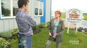 Daycare owner in Moncton says needles have been found in front of her property