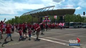 Edmonton to bid on 2026 FIFA World Cup