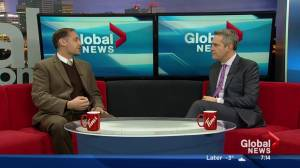 Edmonton dealing with the health concerns of Syrian refugees