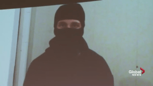Canadian terror suspect Aaron Driver made threats against Canada in 'martyrdom' video (02:13)