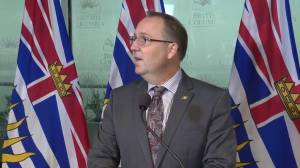 'The Vancouver School Board has been dismissed': B.C. education minister