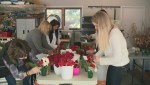 Bouquets repurposed to bring happiness to seniors