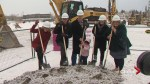 Groundbreaking for state of the art Calgary Cancer Centre