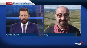 Gurvinder Bhatia joins us from Italy to talk about wine