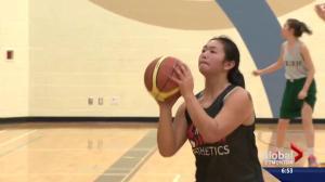 Edmonton athlete juggles multiple sports and activities
