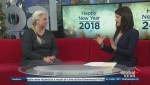 City of Calgary rings in 2018 with a party for all ages