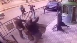 Cop makes last-second catch of child falling from an apartment building in Egypt