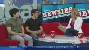 Broadway Across Canada musical Newsies opens in Calgary