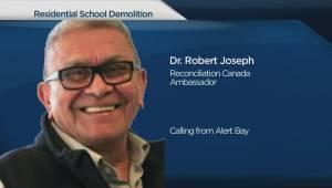 Alert Bay residential school demolished