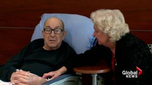 Calgary couple forced to live apart after 66 years due to care home restrictions