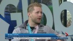 Brady Leman discusses his golden Olympic experience in Pyeongchang