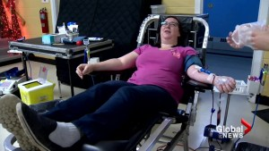 Canadian Blood Services appealing for holiday donors