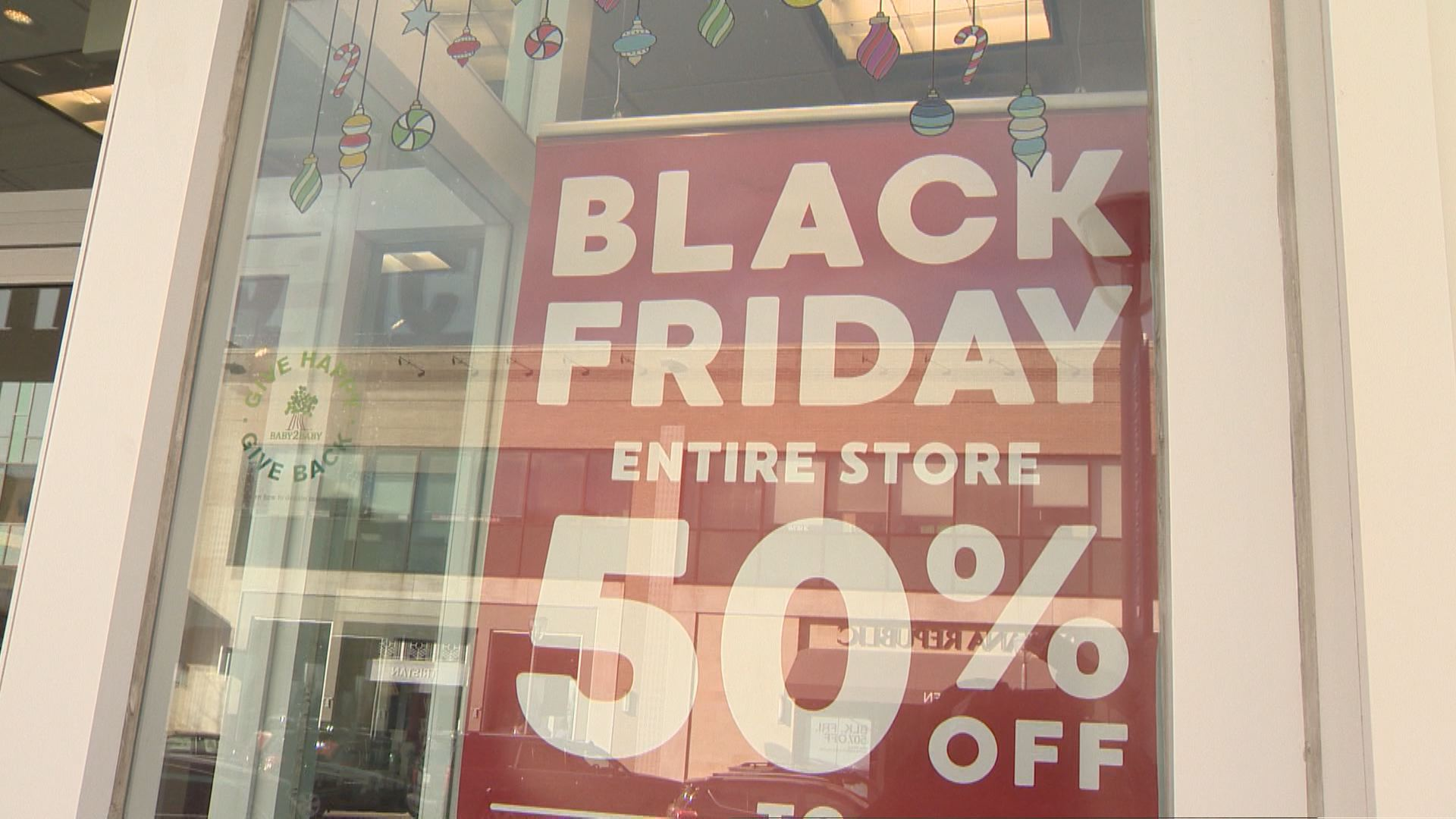 Black Friday Expected to Be Busiest Shopping Day of 2018