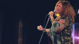 Janis Joplin tribute band performs on Global's Morning News