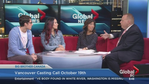 Big Brother Canada S Vancouver Casting Call Watch News