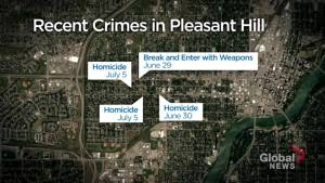 Police increasing presence in Pleasant Hill after homicides