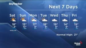 Calgary weather: June 21, 2019
