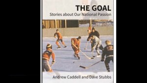 "Author Andrew Caddell visits The Morning Show to talk about his new hockey book ""The Goal"""