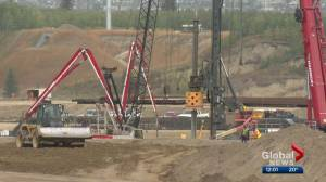Alberta government announces plans to begin construction on final leg of Calgary ring road