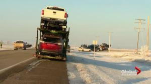 Robert Major's speeding truck caused triple-fatal crash: RCMP reconstructionist