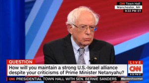 Bernie Sanders maintains 'pro-Israel' stance, decries Netanyahu's government as 'racist'