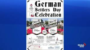 German Settlers Day in Halifax