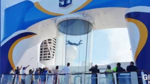Travel: Outrageous cruise ship attractions (04:42)