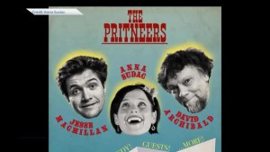 The Morning Show tees up the stage production of The Printeers' Feels Like Family Radio Hour