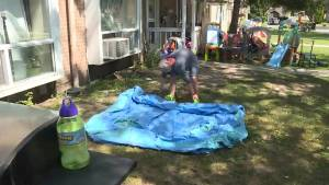 Tenants claim Homestead banned kiddie pools, sidewalk chalk on rental property
