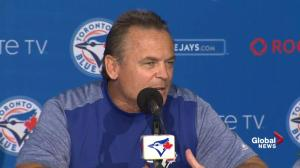 John Gibbons delivers message to Blue Jays fanbase