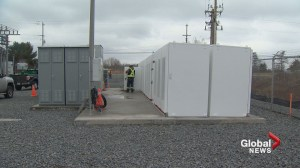 Nova Scotia Power testing Tesla batteries in electrical system