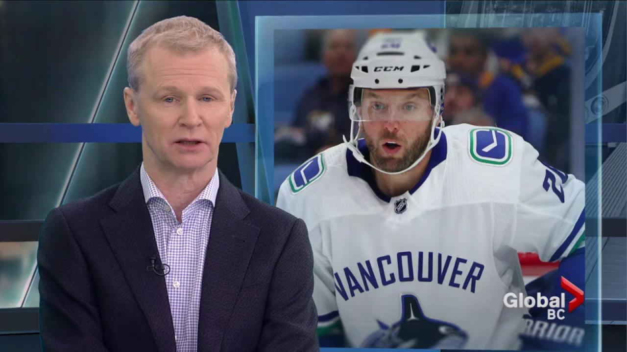 National Hockey League trade deadline: Canucks send Thomas Vanek to Blue Jackets
