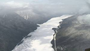 Conservation Officers take to the air to enforce Revelstoke caribou closures