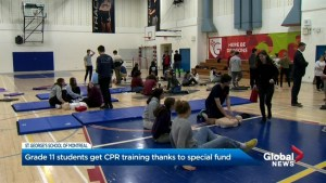Student's near-death experience prompts Montreal school to implement mandatory CPR training