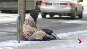 Changes are in the works to help Toronto's homeless as the mercury dips