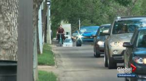 Canadians more likely to blame cyclists for roadway conflict: poll (01:58)