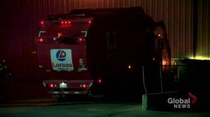 Loraas urges 'stay out of the bins' after Saskatoon man dumped into truck