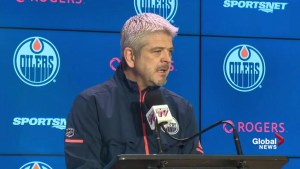 Oilers head coach says impact of Humboldt bus crash exceeds players
