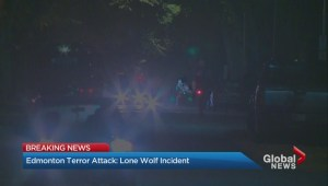 Edmonton terror attack: Lone wolf attack