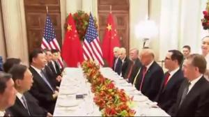G20 summit: U.S. and China agree to temporary trade war truce