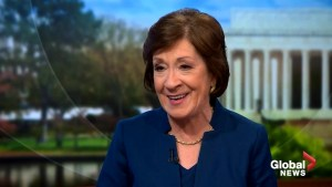 'He was always thinking about others…he could help them': Susan Collins on George H.W. Bush