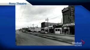 Roxy Theatre being recognized by Saskatoon Heritage Society