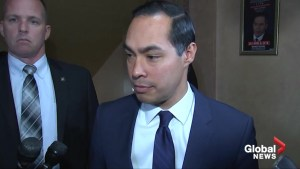 Julian Castro weighs in on Biden accusations, says Trump uses immigrants like a 'piñata'