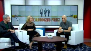 "Kim Nguyen talks about his new film ""The Hummingbird Project"""
