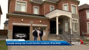 Rise in number of anti-Semitic incidents reported in Canada
