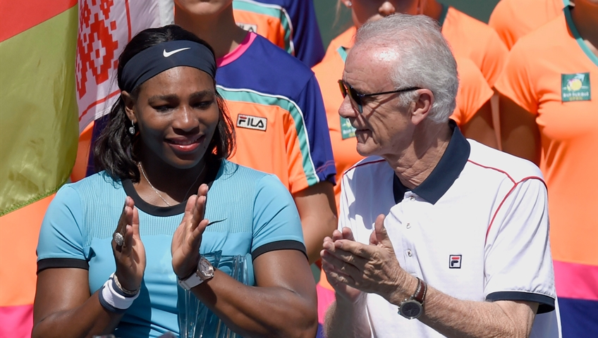 Serena Williams named Associated Press female athlete of the decade